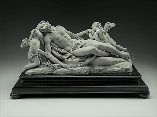 Pieta _ Soldani_terracotta 1715