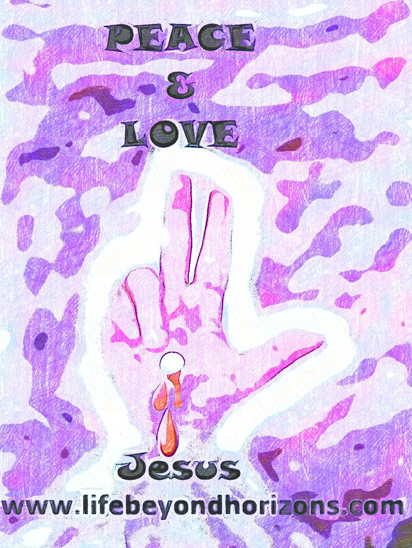 Peace&Love_Jesus